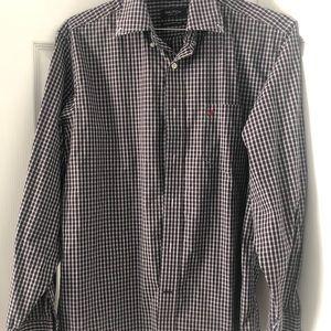 Nautica Button Up/ Down Shirt